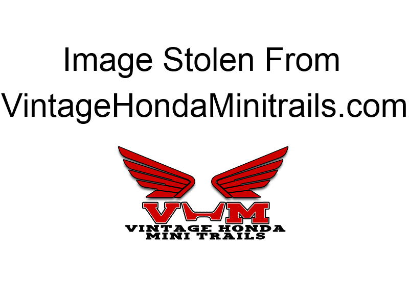 Vintage Honda Mini-Trails Logo